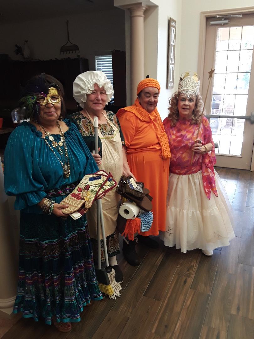Anson Park Seniors